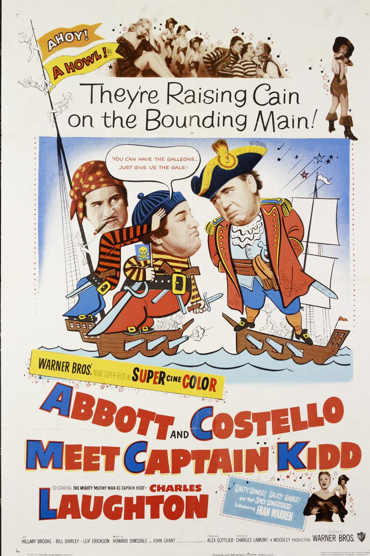 abbott and costello meet captain kidd youtube