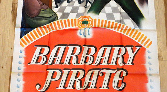 Barbary Pirate (1949)