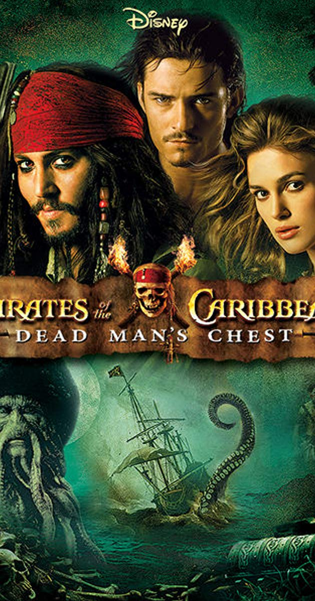Pirates Of The Caribbean Dead Man S Chest 2006 Sailing Movies