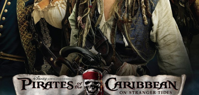 Pirates Of The Caribbean On Stranger Tides 2011 Sailing Movies